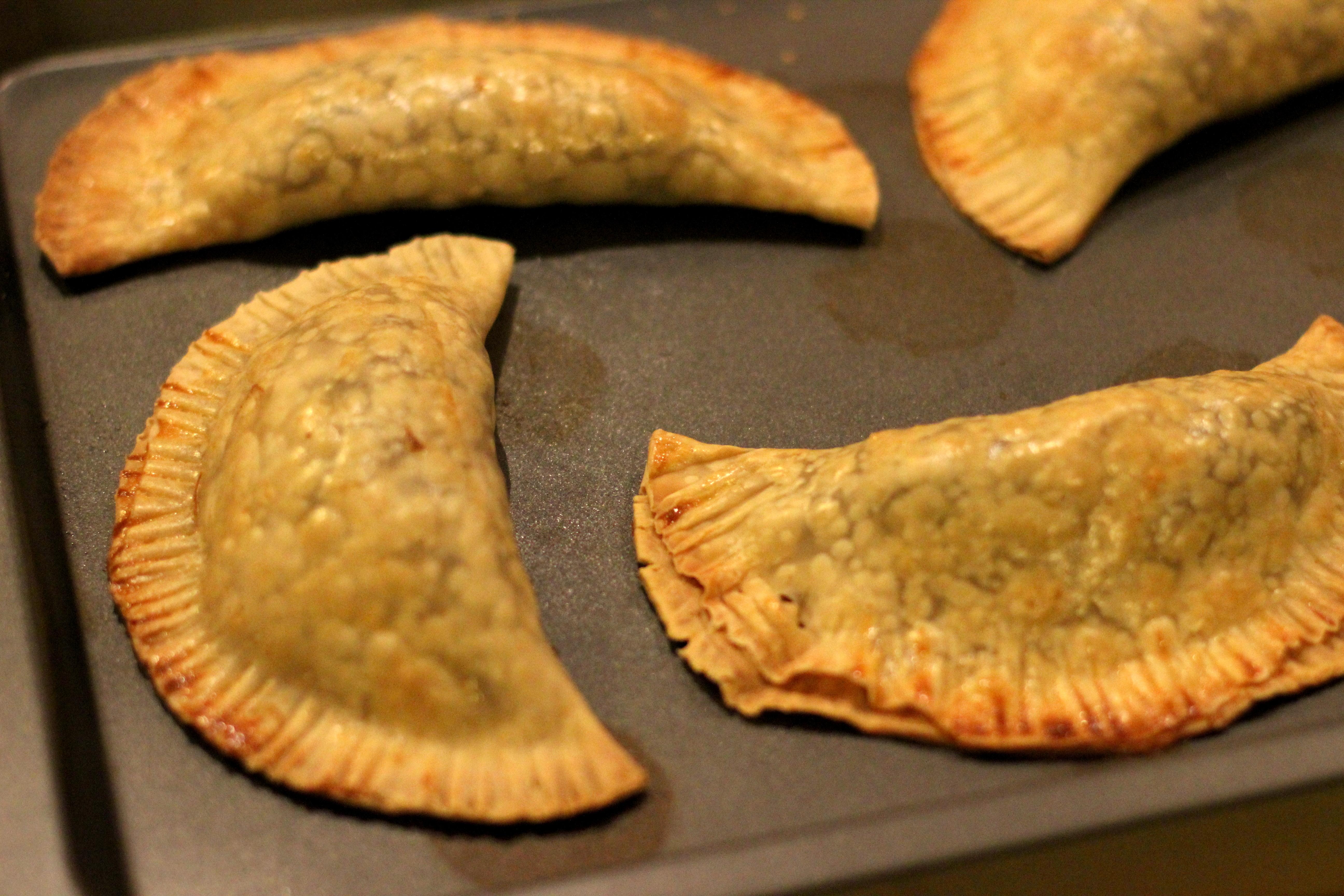 Baked Empanadas   Brooklyn Boeuf